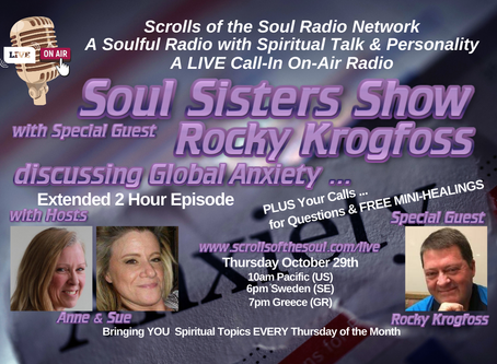 Soul Sisters Show Thursday October  29th 2020 - Special Episode ...