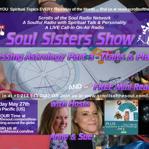 Sisters Show Thursday May 27th 2021