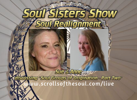 Soul Sisters Show Thursday October 3rd  US/EU & Friday October 4th AU 2019