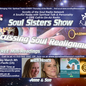 Sisters Show Thursday March 4th 2021