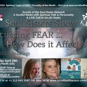 Sisters Show Thursday April 29th 2021