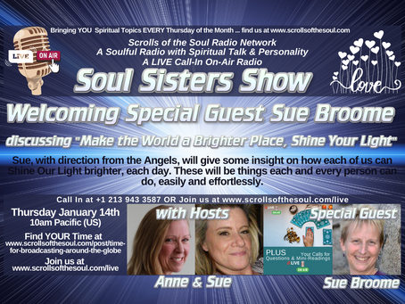 Sisters Show Thursday January 14th 2021