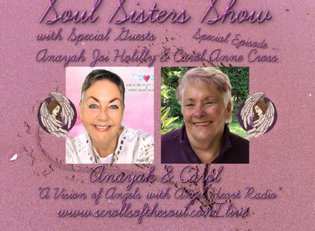 Soul Sisters Show Thursday August 29th  US/EU & Friday August 30th AU 2019
