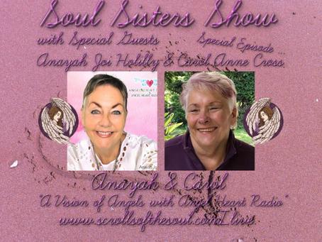 Soul Sisters Show Thursday August 29th  US/EU & Friday August 30th AU 2019