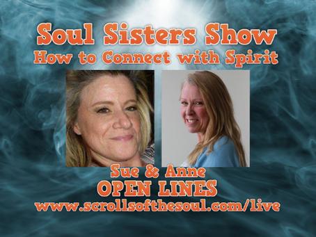 Soul Sisters Show Thursday September 19th US/EU & Friday September 20th AU 2019
