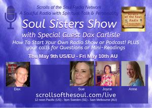 Special Guest Dax Carlisle