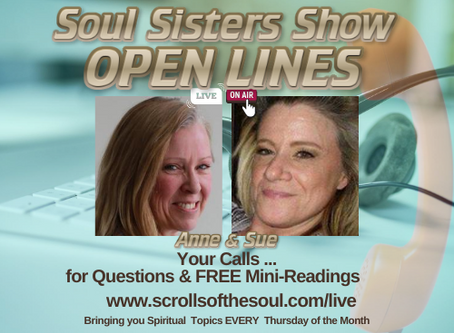 Soul Sisters Show Thursday August 13th  2020
