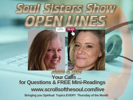 Soul Sisters Show Thursday August 13th  2020