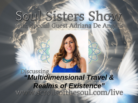 Soul Sisters Show Thursday October 24th US/EU & Friday October 25th AU 2019