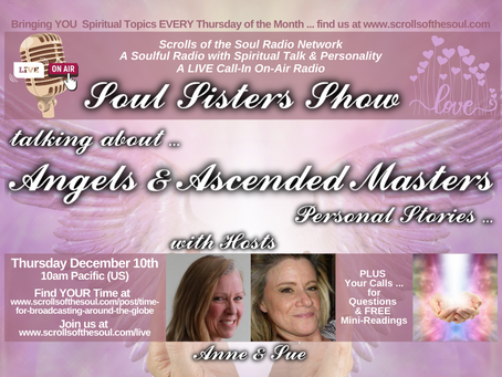 Sisters Show Thursday December 10th  2020