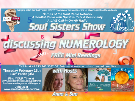 Sisters Show Thursday February 18th 2021