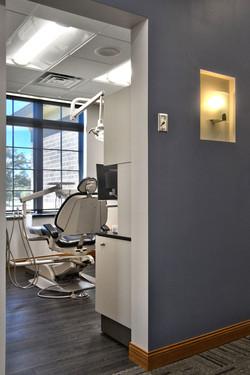 Dental Room From Hall