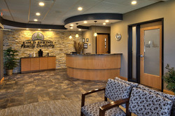 Reception Desk From Seating