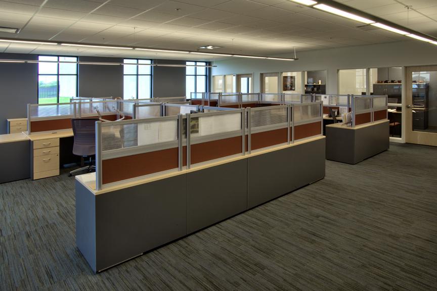 Employee Office Space