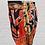 Thumbnail: Wildflower Silk 70s Skirt
