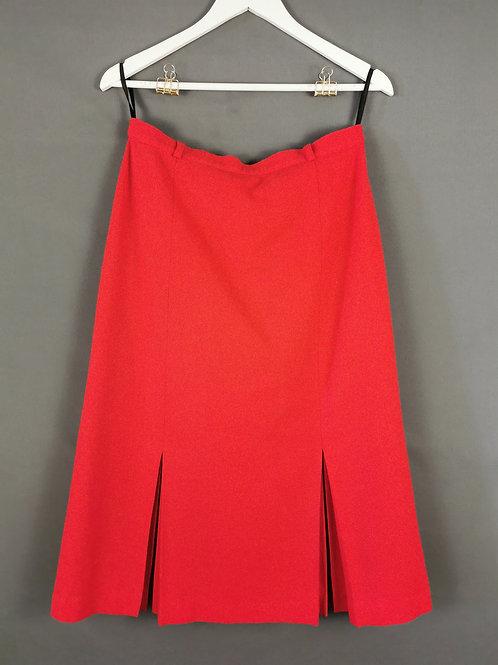 Red City Girl Skirt