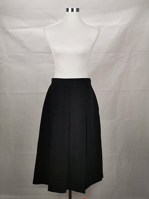 Black Box Pleat Skirt