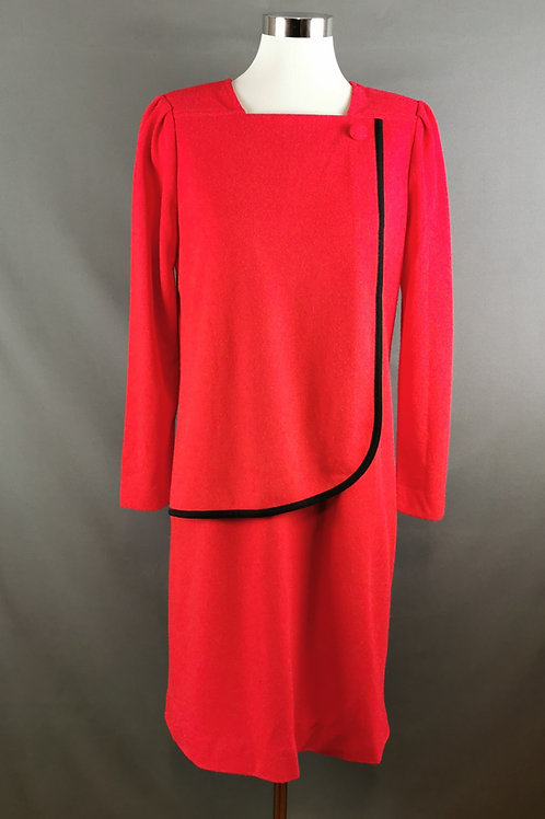 Racing Red Dress