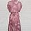 Thumbnail: 1950's Dusty Rose Pink Dress