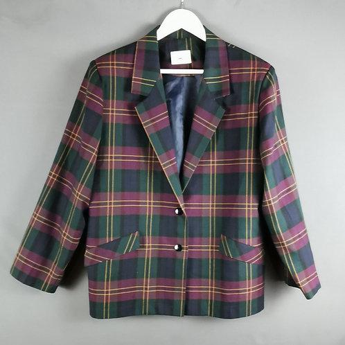 Weekender Plaid Jacket