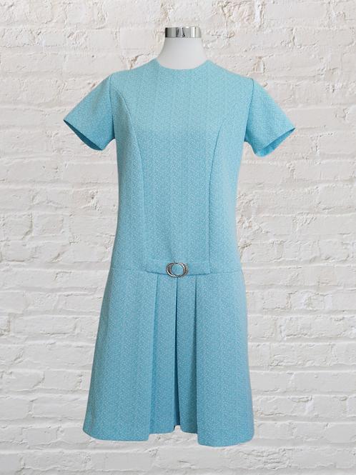 Aqua Mod Dress