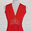 Thumbnail: 1960's Red Party Dress