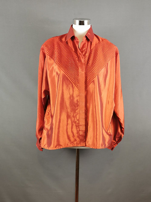 Texan Copper Blouse
