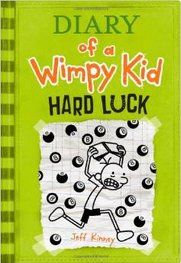 Diary of a Wimpy Kid- Hard Luck, Book 8