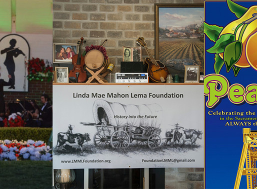 Big News: The LMML Foundation Will Be at the Strauss Festival and the Pear Fair This Year!