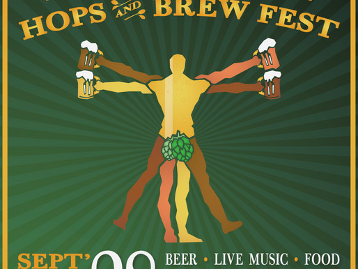 Join Us at the Mahon Ranch Hops and Brew Fest!