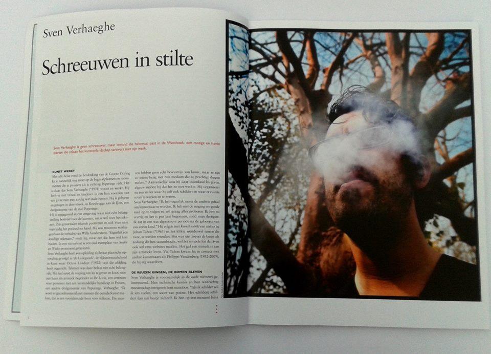 Openbaar Kunstbezit Vlaanderen I Schreeuwen in stilte