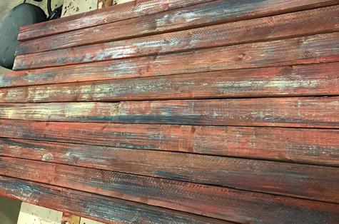 Lumber Painting