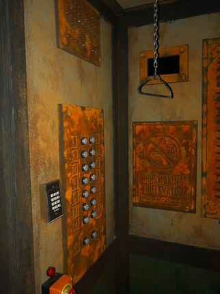 Elevator 5 Minute Room