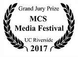 MCS Media Festical Decal - 2017 - Invert