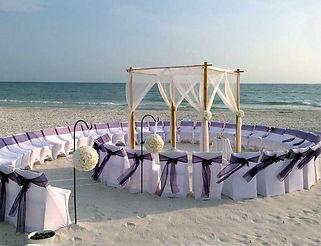 Beach Wedding Ceremony Virginia Beach