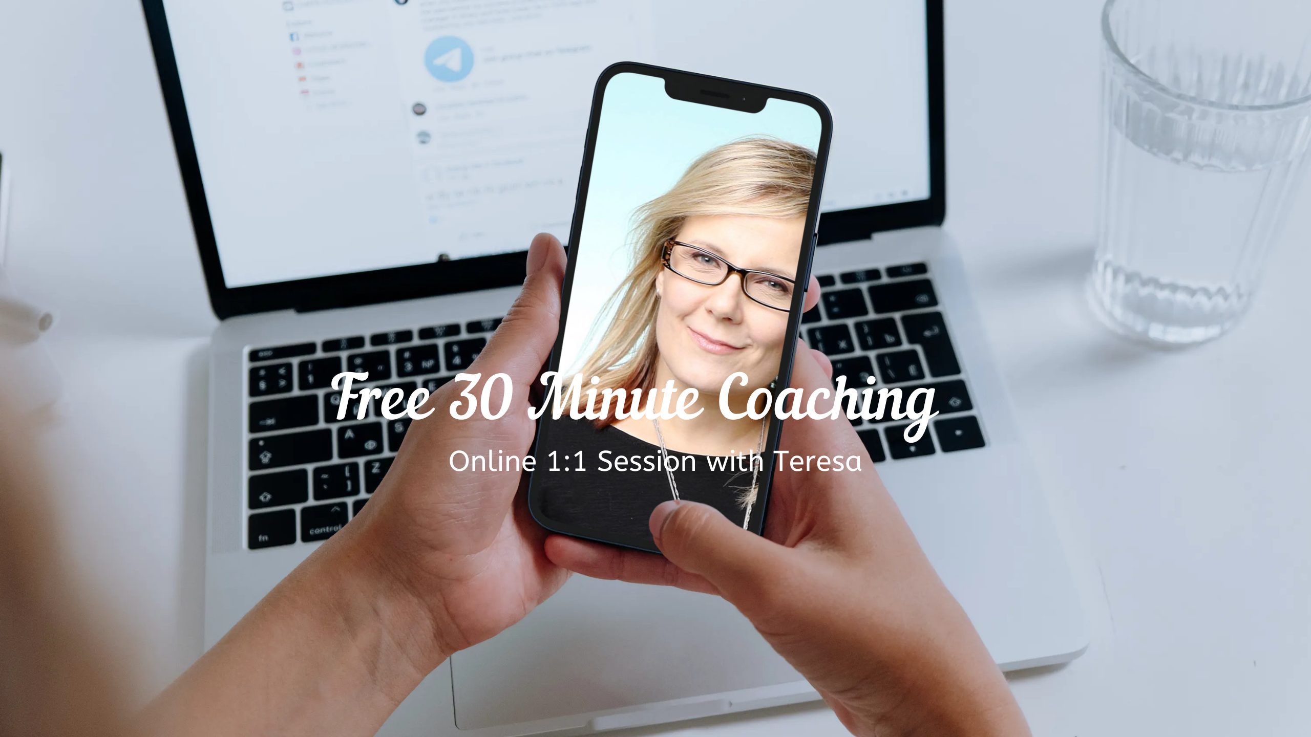 30-Minute Online Coaching Session- FREE