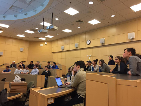 TAMID at Tufts Welcomes its First Class