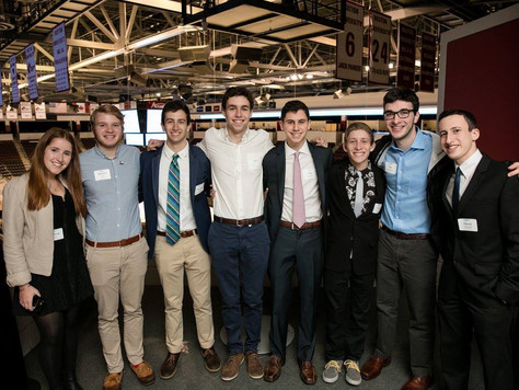 TAMID at Tufts Awarded Israel Business Initiative Award