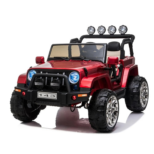 2 Seater 4x4 Electric Ride on Jeep