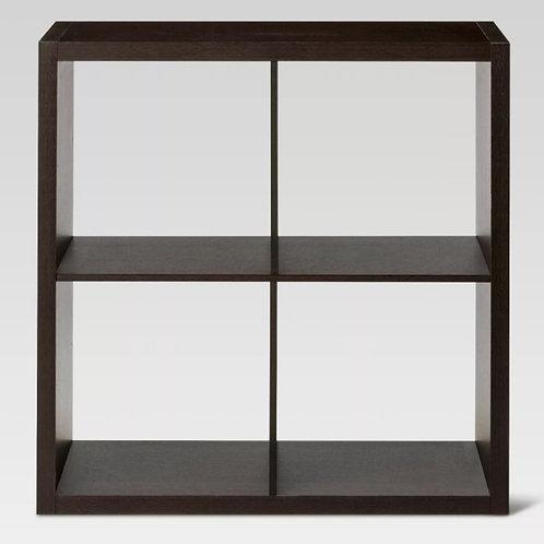 """13"""" 4-Cube Organizer Shelf - Threshold™"""
