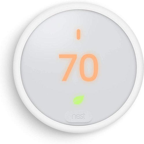 Google Nest Thermostat E - Nest Pro Edition