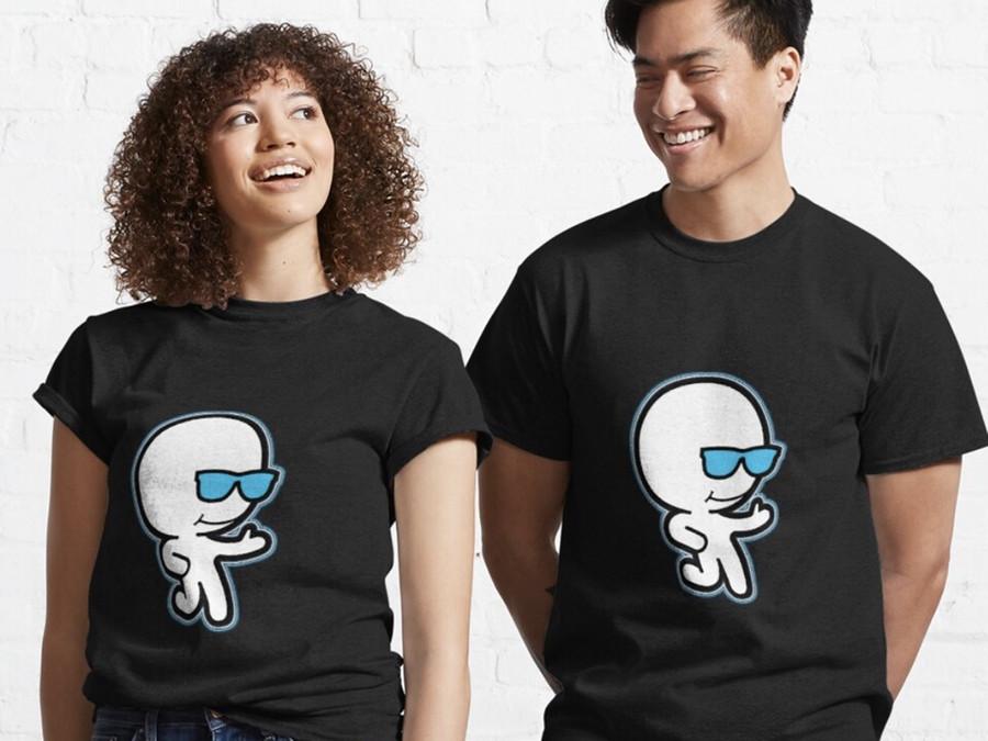 Ghostsakte T-shirt