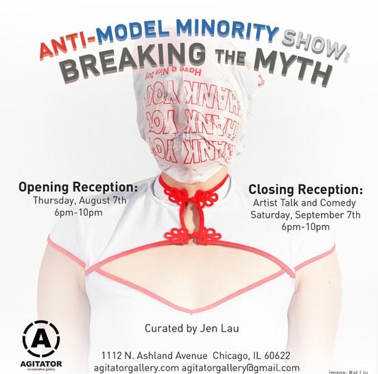ANTI-MODEL MINORITY SHOW