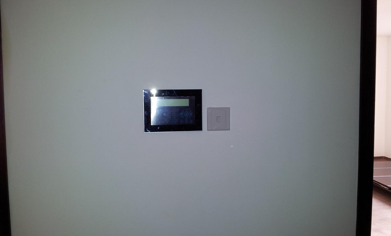 Alarm Touch Keypad