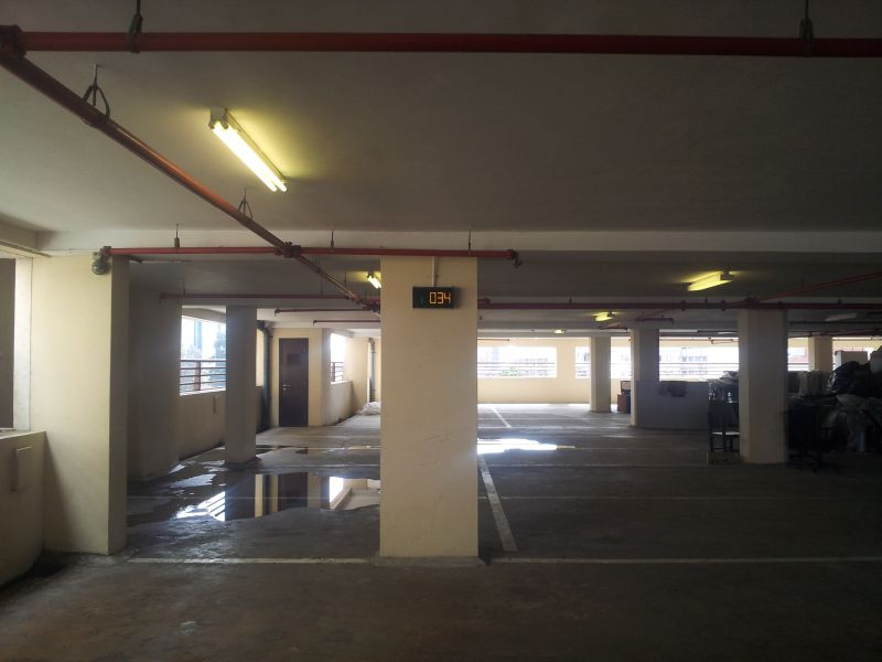 Car Park Management System