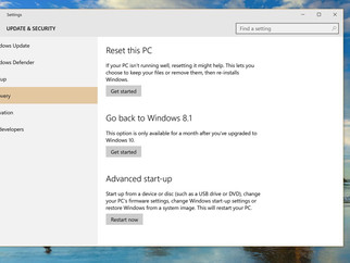 How to downgrade Windows 10: All your questions answered about rolling back to Windows 7 or 8.1 and