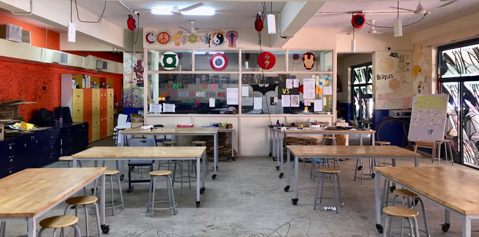 Design Space and Tool Zone