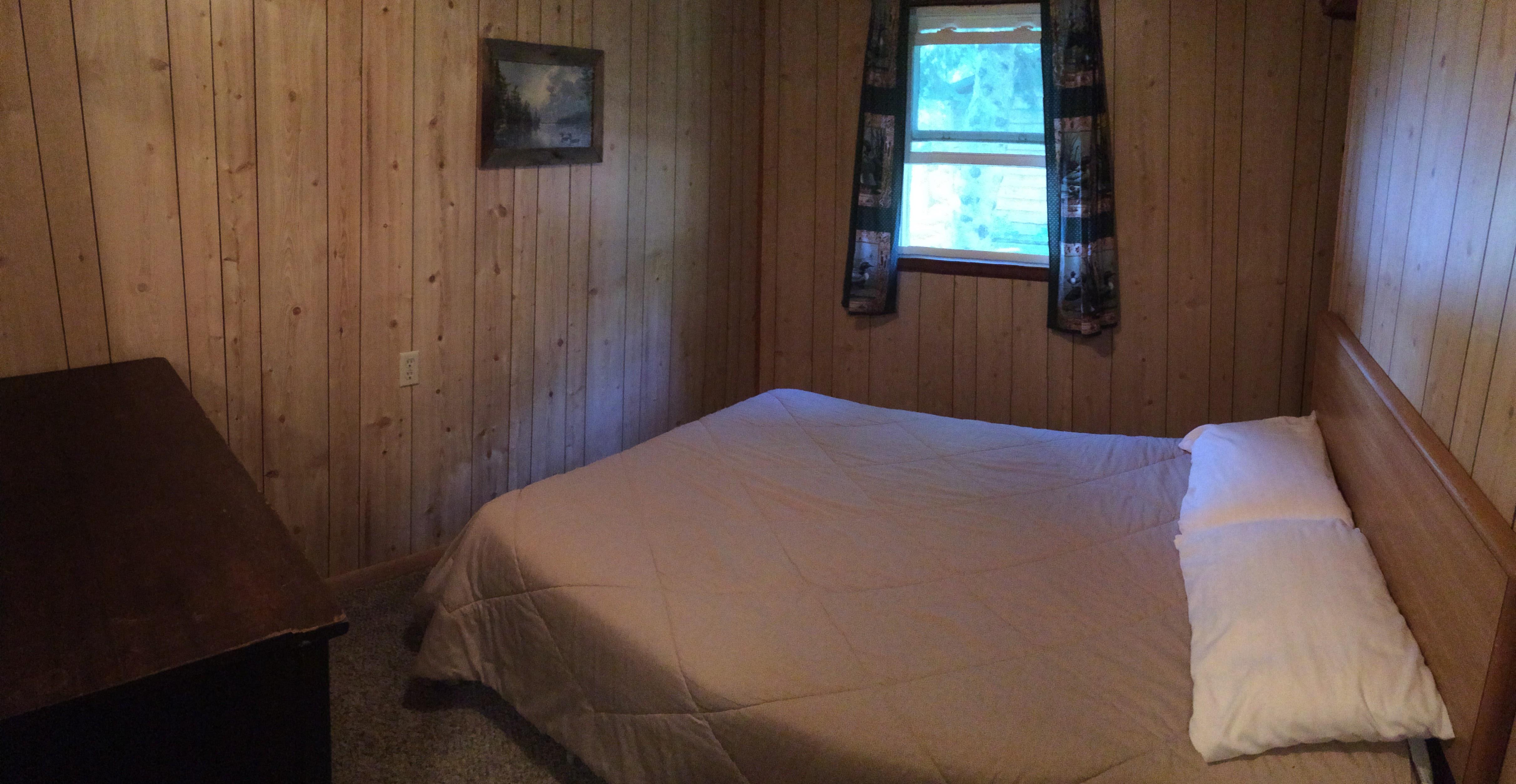 2 fr bed