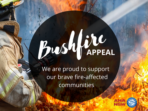 NSW and Hunter pubs together provide an expected $300,000 for bushfire victims