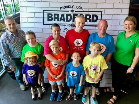 The Bradford Hotel teams up with Camp Quality to help sick kids